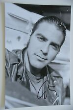 George Clooney signed 20x30cm Foto Autogramm Autograph in Person ....