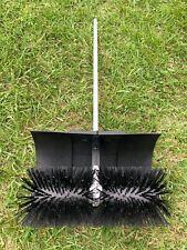 Stihl kombi  kb-km bristle brush attachment 4601 740 4901 power sweeper NEW OEM