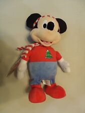 Christmas Singing Mickey NWT