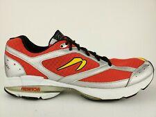Newton Running Sir Isaac Casual Running Stability Shoes Men Size 13 M Red/Yellow