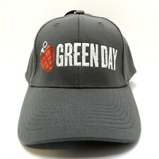 More details for green day american idiot grey baseball cap (from 2005)