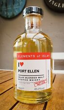I LOVE Port Ellen 45% 0,5 L ELEMENTS OF ISLAY 2018 Bottled for Sherry monstre