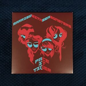"""""""Face It Tiger"""" 7"""" Vinyl record-The Mary Janes-Spider-Gwen-Into The Spider-Verse"""