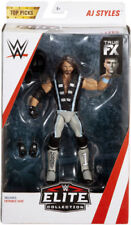 WWE Mattel AJ Styles Elite Series Top Talent 2018 Figure