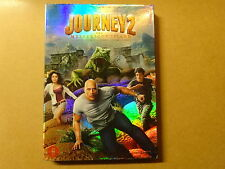 DVD / JOURNEY 2 - THE MYSTERIOUS ISLAND