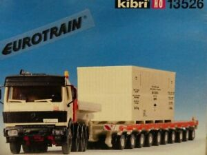 1/87 Kibri MB SK Schwertransport 13526