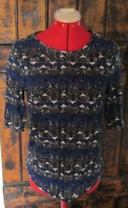 """""""COUNTRY ROAD"""" LADIES KNIT TOP LIKE NEW SIZE XXS"""