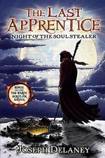 Night of the Soul Stealer (The Last Apprentice, Bo