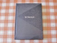 TAG Heuer Watch Manuals, Catalogues & Brochures