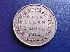 More details for george iii bank of england 3 shillings 1812