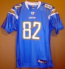 San Diego Chargers #82 Sullivan Authentic Nfl (Size 54) Jersey