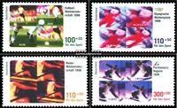 BRD (BR.Deutschland) 1968-1971 (kompl.Ausg.) postfrisch 1998 Sporthilfe Weltmeis