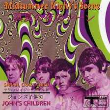 """JOHN'S CHILDREN """"MIDSUMMER NIGHT'S SCENE"""" RE MARC BOLAN 1967/2016"""