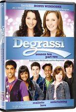 DEGRASSI - SEASON TEN (10) PART TWO (2) (DVD)