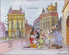 Gambia Blok 95 (compleet Editie) postfris MNH 1990 Walt-Disney-Cijfers in Engela