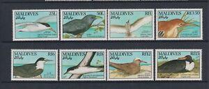 Maldives - 1990, Birds set - MNH - SG 1417/24