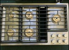 New listing New Jenn-Air Cooktop 36� 5 Burners Plus new matching Downdraft/blower. Warranty!
