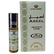 ASEEL  6ML ROLL ON PERFUME OIL BY AL-REHAB FREE FROM ALCOHOL