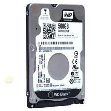 """Western Digital 500G Hard Drive Black 2.5"""" 500GB 7200RPM SATA 7.0mm 32MB Cache"""