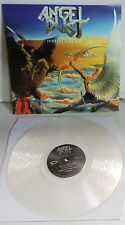 Angel Dust Into The Dark Past CLEAR Vinyl LP Record new No Remorse Records
