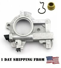 Oil Pump & Worm Gear For Stihl  066 MS660 MS650 Replaces 1122 640 3205