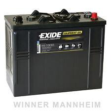 Exide Equipment Gel ES1300 12V 120Ah G120S Gel Batterie Akku Solar Antrieb 1300W