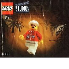 Lego 4063 Cameraman Japan Limited CocaCola PromotionNEW
