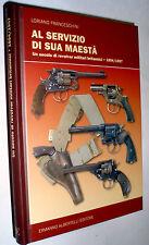 servizio di sua maestà un secolo revolver militari britannici 1854-1957