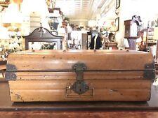 Chatham & Wilkes Steel Trunk Case