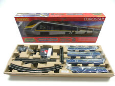 R1176 Hornby OO Gauge Eurostar Train Starter Set DCC Ready Christmas Gift Boxed