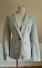 Boden Hip Length Cotton Blazer Coats & Jackets for Women