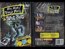 Drew's Hip Hop Dance Party Urban Style - Brand New Sealed DVD