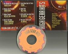 1997 PROMO CD DURAN DURAN Poison RED HOT CHILI PEPPERS Thomas Dolby BILLY IDOL