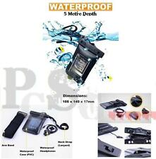 WATERPROOF SWIMMING iPHONE 4 4S SAMSUNG GALAXY ANDROID PHONES Cover Case Bag