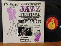 GREAT MOMENTS - MANASSAS 1969 Eddie Condon Don Rouse Fat Cat's Jazz Vinyl LP VG+