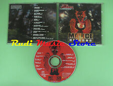 CD METAL HAMMER MALICE RETURNS compilation PROMO 1995 LITFIBA AXXIS EMF (C22)