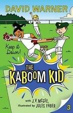 The Kaboom Kid #3 Keep it Down! by David Warner (Paperback, 2015)