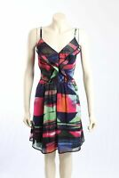 NEW Jessica Simpson -Size 12/14- Casual Dress w/ Ruffle Trim-RRP:$128.00