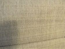 new FABRIC ROMAN SHADE BLIND by NORMAN wINDOW FASHIONS GRAY TWEED 42Wx40L