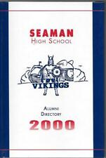 2000 SEAMAN HIGH SCHOOL ALUMNI DIRECTORY, TOPEKA, KANSAS