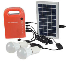 House Small Solar Generator Power Generation System USB Chargering Solar Panels