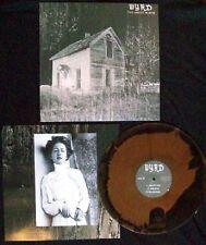 Wyrd - The Ghost Album LP - Limited to 100 Brown Blend Vinyl -Katatonia Morgion