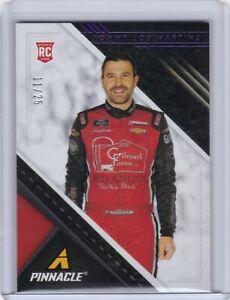 2021 Chronicles Racing Pinnacle Purple #16 Tommy Joe Martins - Rookie 11/25