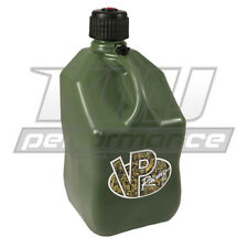 VP Racing Camo 5 Gallon Race Gas Diesel Can Fuel Jug Water Container ATV UTV