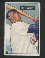 1951 Bowman #44 Roy Smalley VGEX Cubs 104714