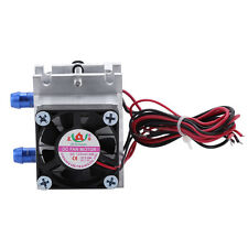 New Thermoelectric Peltier Refrigeration TEC1-12706 Cooler+water cooling System