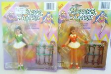 """5"""" Meteor Girl Dolls SAILOR MOON Knockoff by E Toys 1995"""