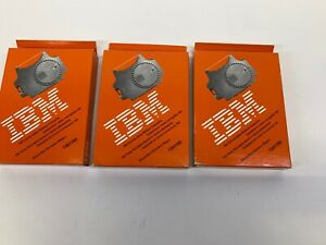 IBM 190 Correctable Ribbon Cassettes #1361190 lot of 3 New Sealed Box