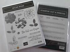 Stampin up ✿ Stempelset Wilde Rose & Stanzform Wildrosentraum ✿ Framelits Dies