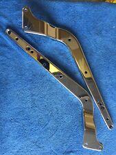 Harley Davidson Heritage Springer Chrome Fender Struts 1997-1999 FLSTS